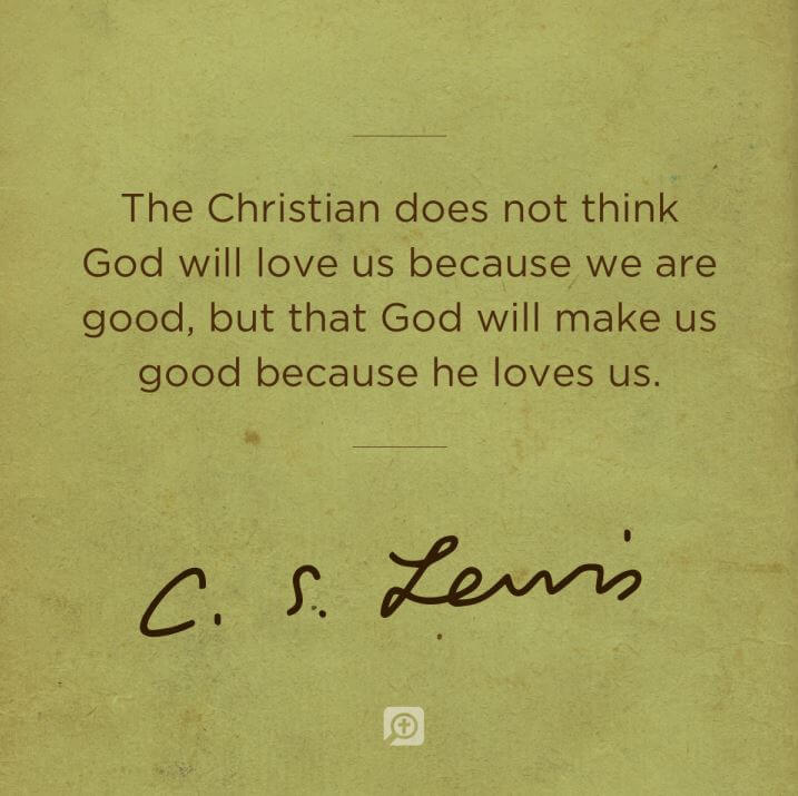 Cs Lewis Quotes On Love Adorable 9 Inspirational C.slewis Quotes  Faithlife Blog